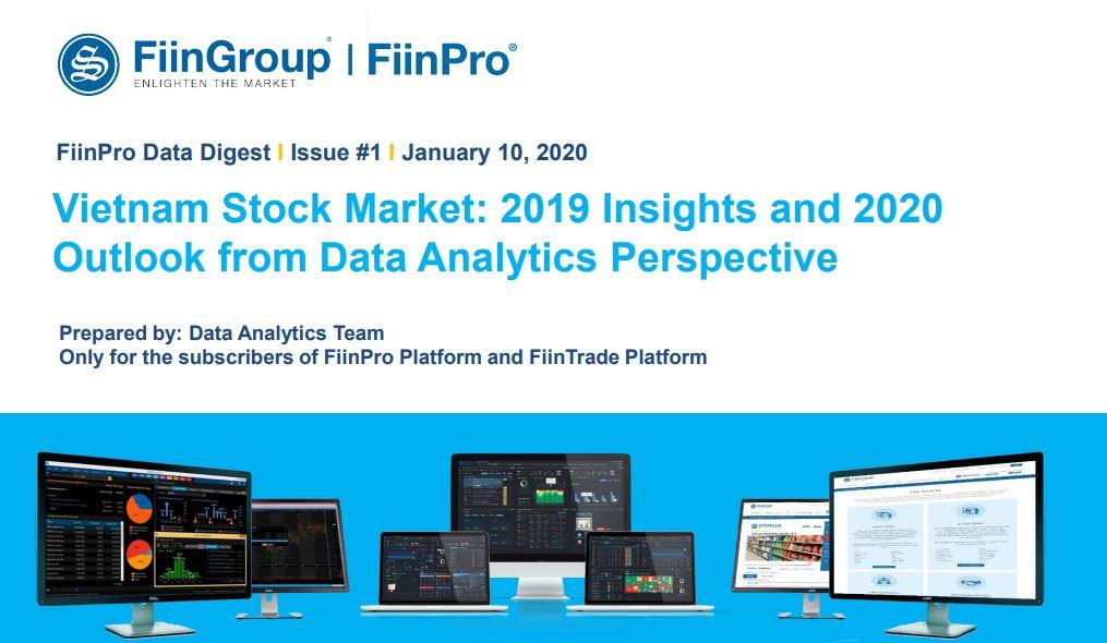 FiinPro Data Digest #1: Vietnam Stock Market from Data Analytics Perspective